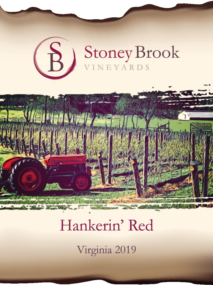 Hankern' Red - $18
