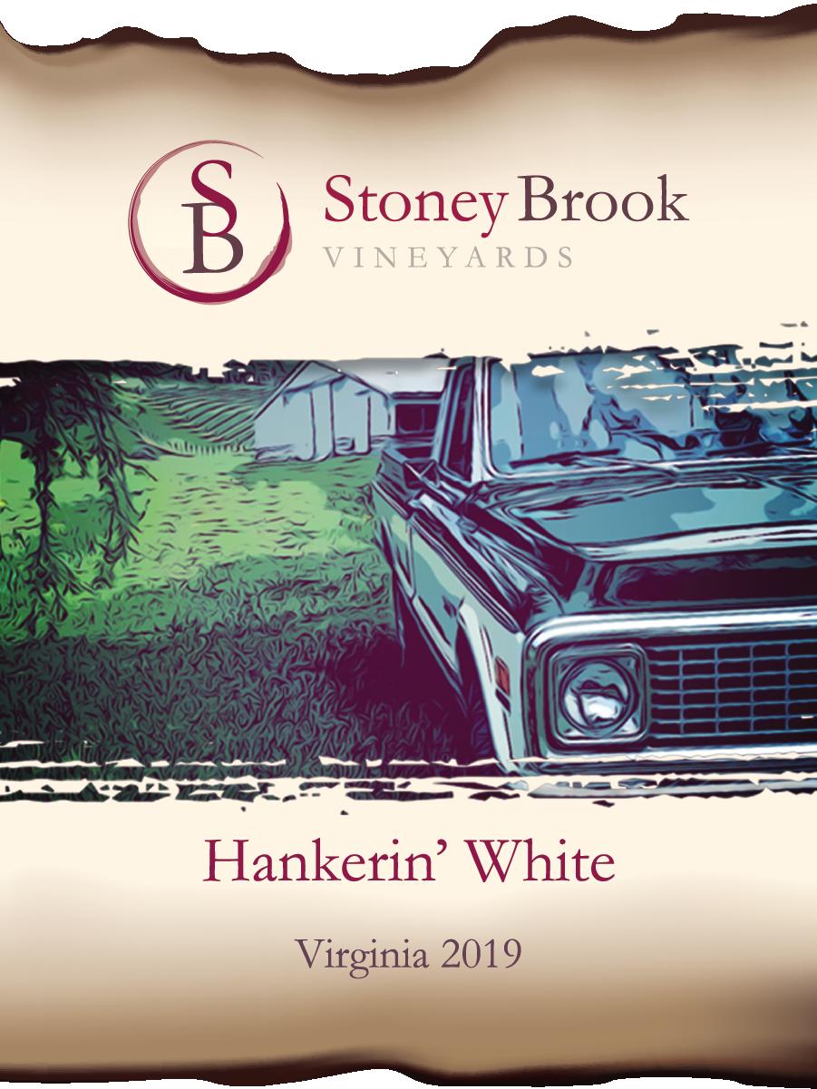 Hankern' White - $18